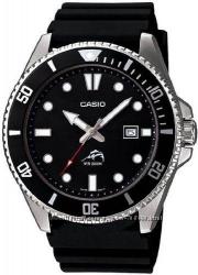 Оригинал новые мужские часы Casio MDV106-1A для дайвинга
