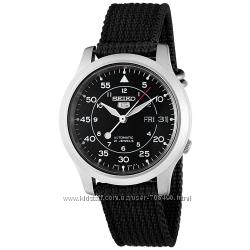 Оригинал, новые мужские часы Seiko 5 SNK809К2 с автозаводом