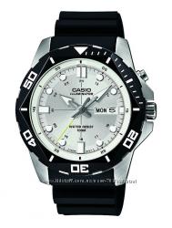 Оригинал, новые мужские часы Casio MTD-1080-7AVCF водонепроницаемые