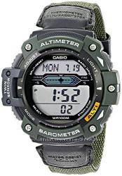 Оригинал, новые мужские часы Casio SGW-300HB-3AVCF водонипроницаемые