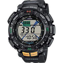 Оригинал, новые мужские часы Casio ProTrek PRG240-1ER