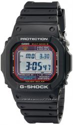 Оригинал, новые мужские часы Casio GW-M5610-1ER Solar, Atomic с гарантией