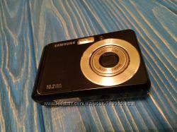 Фотоаппарат Samsung ES15 в хорошем состоянии