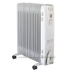 Масляный радиатор VES Electric RG12HO 2500 Вт--дешевле опта