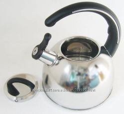 Чайник Vinzer Symphonia со свистком 2. 8 л 89003