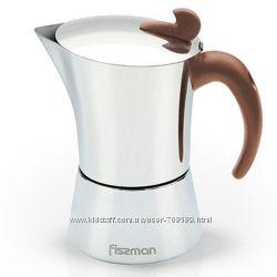 Гейзерная кофеварка Fissman
