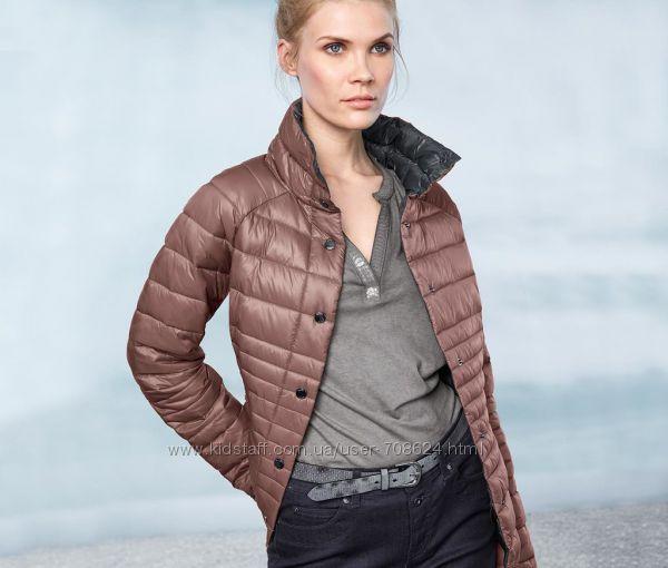 Стеганая деми куртка S 36 евро Тсм Tchibo.