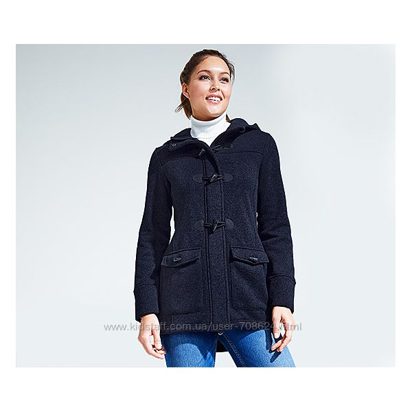 Термо куртка из вязаного микрофлиса М 40-42 евро Тсм Tchibo.