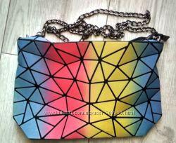 сумка в стиле Issey Miyake