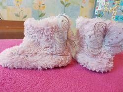 Для маленьких принцесс пинетки -сапожки -11-11, 5 см см и туфельки MATALAN