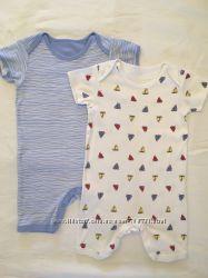 Продам комплект летних комбинезонов Mothercare на 18-24 месяцев