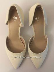 Продам туфли H&M размер 37 по стельке 23, 5 см