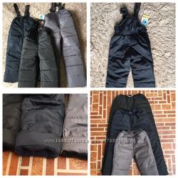 Теплые качественные комбезы  и штаны для ваших деток