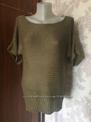 Свитер свитерок оверсайз vero moda крупная вязка