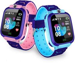 Детские Смарт часы с GPS S12 Smart Watch Умные часы