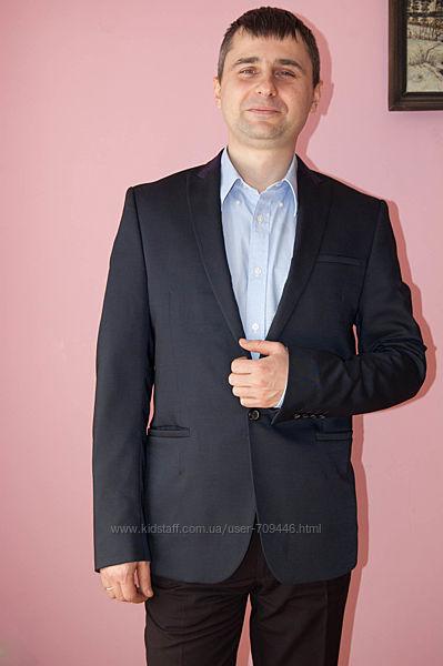 Піджак пиджак чоловічий мужской zara p. 38, m