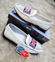 Продам кожаные туфли на мальчика разм. 38 стелька 23, 0 - 23, 5 см.