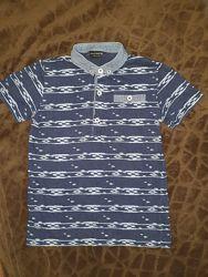 Продам футболку поло на мальчика на рост 122 - 128 см 6-7 лет.