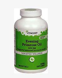 Evening Primrose Масло примулы вечерней c гамма-лин. к-той 500 мг, 300 капс