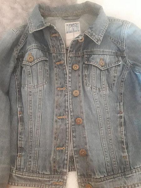 Джинсовый пиджак Next, Xs