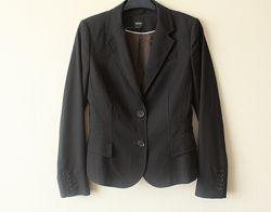 Стильный деловой пиджак блейзер  жакет esprit школа офис институт классика