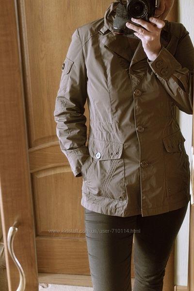 Куртка ветровка тренч пиджак от Bexleys  Woman осень  весна размер 36-38