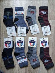 Детские демисезонные носки для мальчика, размеры разные