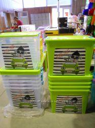 Ящик контейнер для игрушек Smart Box