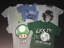 Фирменные футболочки