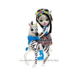 Кукла Enchantimals Зебра FKY72FKY75