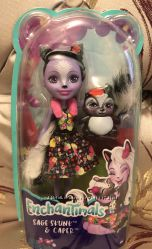 Кукла Скунсик Сейдж Enchantimals DYC75