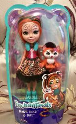 Кукла Enchantimals Тигрица Тэнзи FRH39