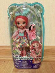 Enchantimals кукла Фэнси Флэминг и Свош GFN42