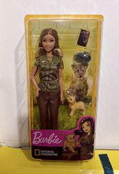 Кукла Барби Barbie Исследовательница Фотожурналист