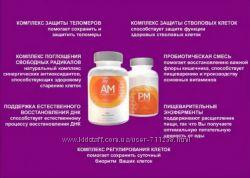Дневные и ночные омолаживающие витамины AM PM