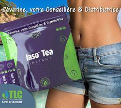 IASO TEA чай для похудения детокс компании Total Life Changes