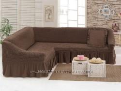 Чехлы для диванов, кресел, наборы  Турция