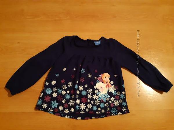 Блуза Disney на 3-4года