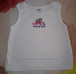 Наши футболки майки на 1-3 года