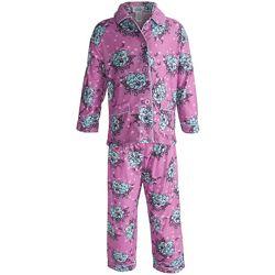 Пижама розовая с мишками для девочки 4-5лет