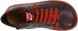 Юному стиляге кожаные туфельки Camper Италия