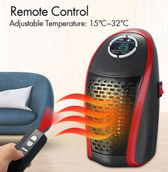 Портативный обогреватель Handy Heater Remote с пультом