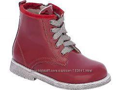Демисезонные ботиночки для девочки