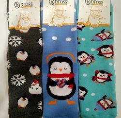 Детские махровые носки Bross р. 31-33
