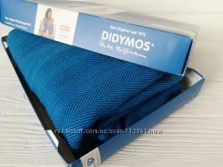 Слинг шарф Didymos Lisca azzurro. 5ый размер