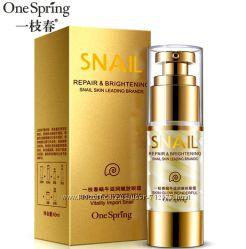 One Spring Snail Repair & Brightening Eye Cream улитка 35 мл крем для глаз