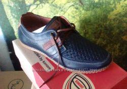 Распродажа остатков Konors 3 вида мужские летние туфли