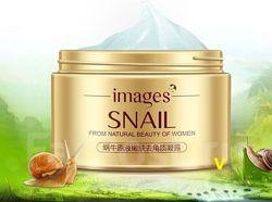 Пилинг гель для лица Images water snail dope moist skin 140 ml
