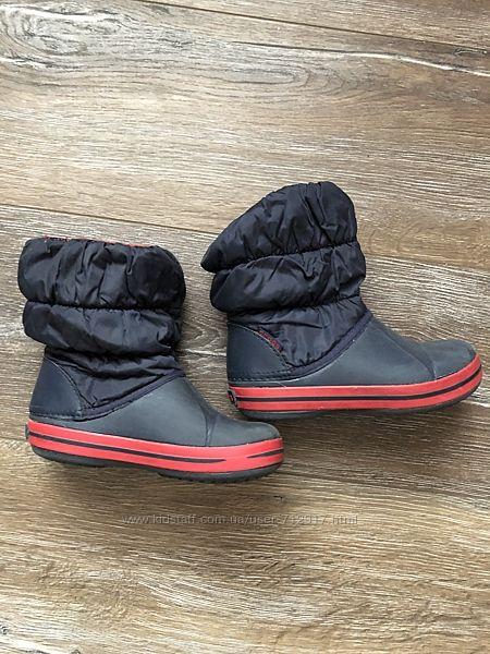 Сапоги CROCS Winter Puff Boot Snow размер с11