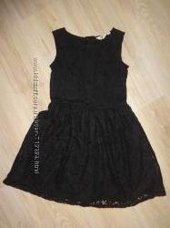 Красивое платье на 11-12 лет H&M